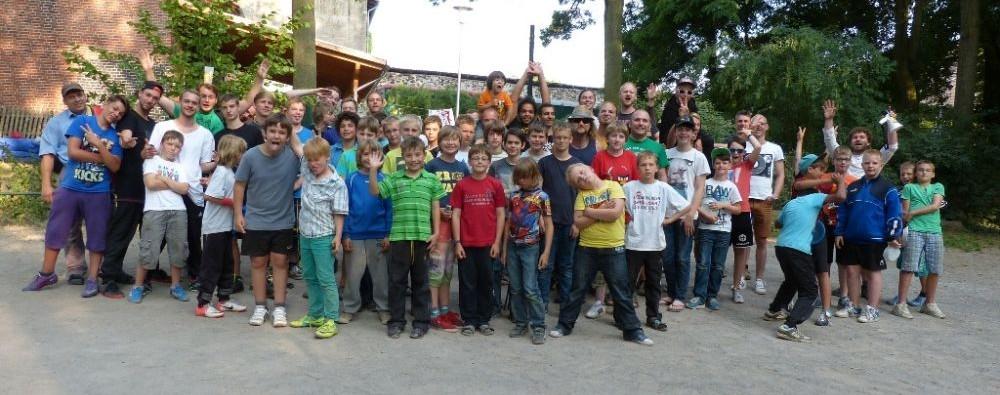 Jungencamp 2